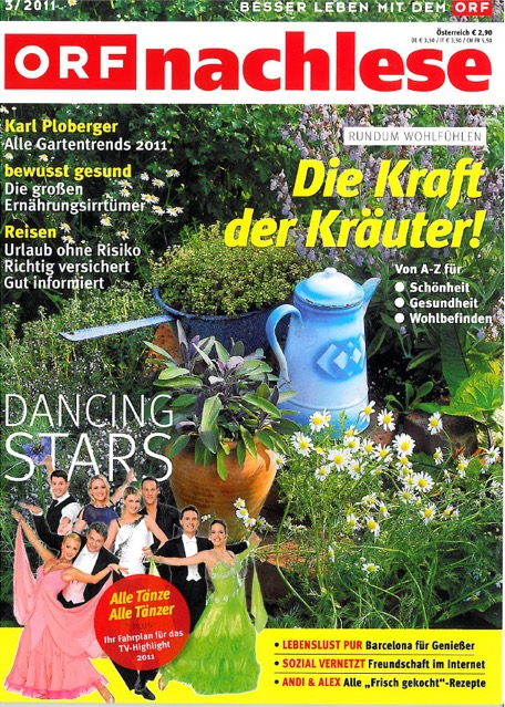 ORF nachlese Magazin Jänner 2016