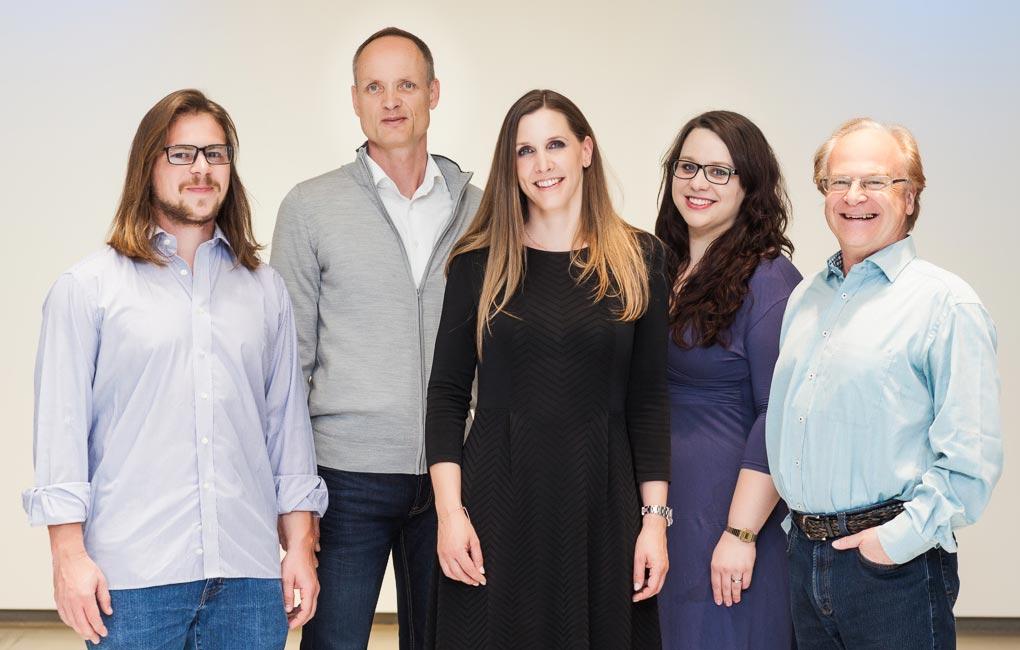 Teamfoto der Eko Life GmbH